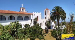 Benediktínsky kláštor Najsvätejšej trojice v Santa Brígida