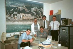 Luis Riu a jeho tým na Gran Canarii