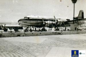 Letisko 1950