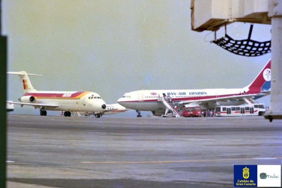 Letisko 1988