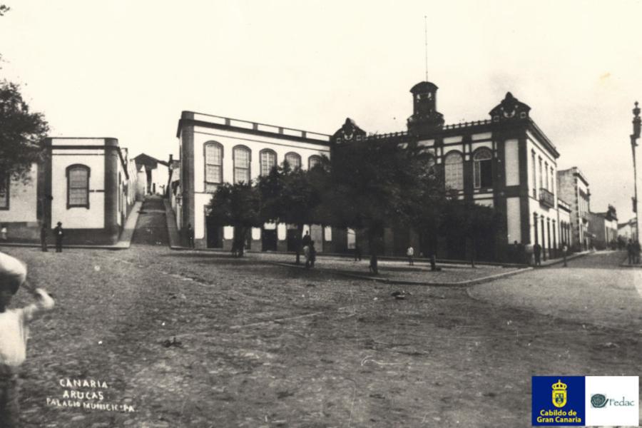 Arucas, 1900