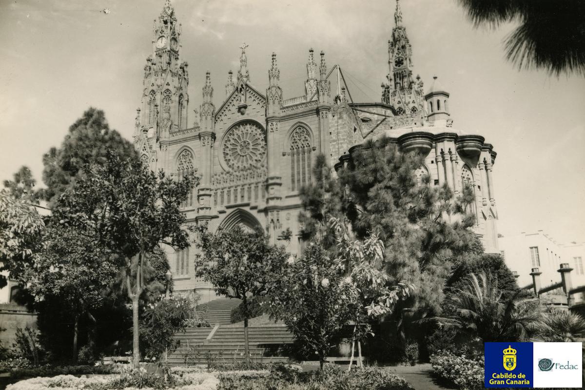 Arucas, 1955