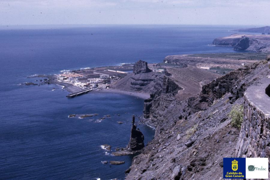 Puerto de Las Nieves, 1969