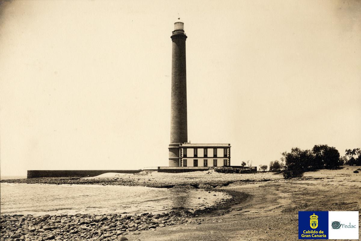 Faro de Maspalomas, 1930