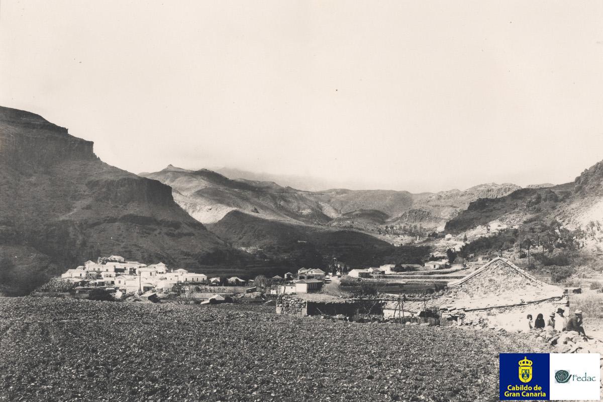 Fataga, 1928