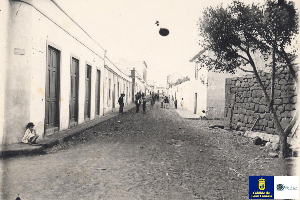 Gáldar, 1905