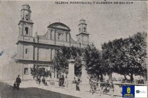 Gáldar, 1910