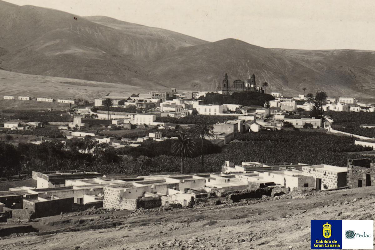 Gáldar, 1915