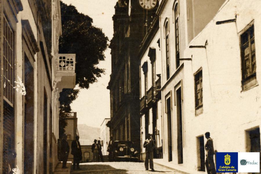Gáldar, 1950
