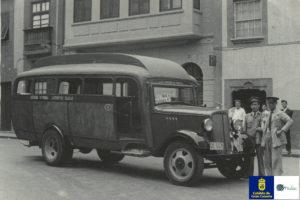 Autobusy 1937