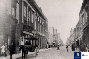 Calle Triana, 1909