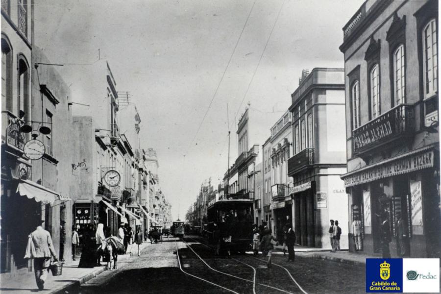 Calle Triana, 1910