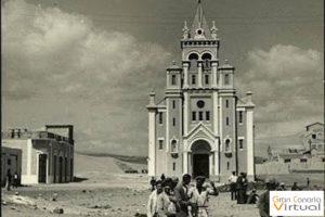 Iglesia del Pino, 1934