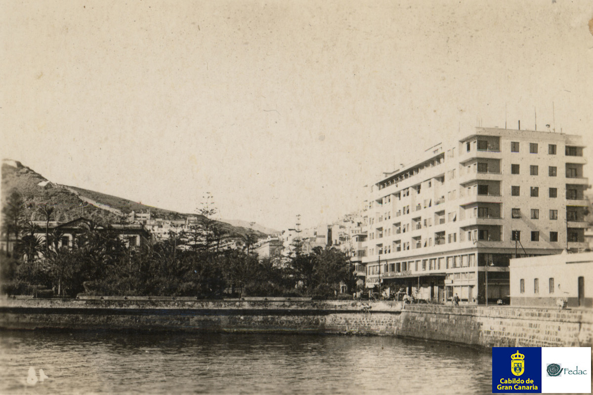 San Telmo, 1947