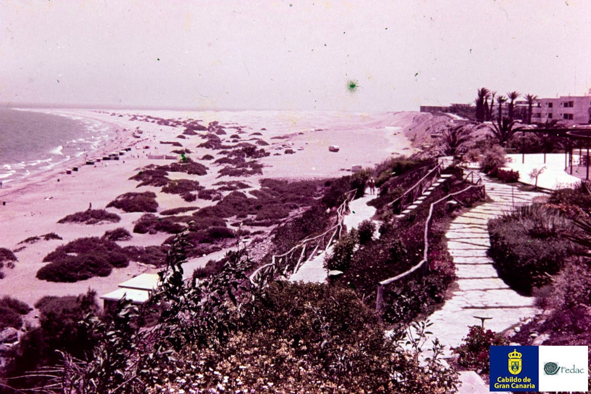 Playa del Inglés, 1965