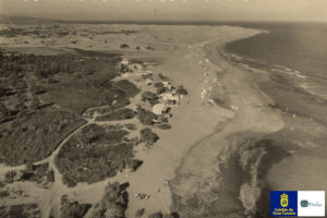 Playa Maspalomas, 1960