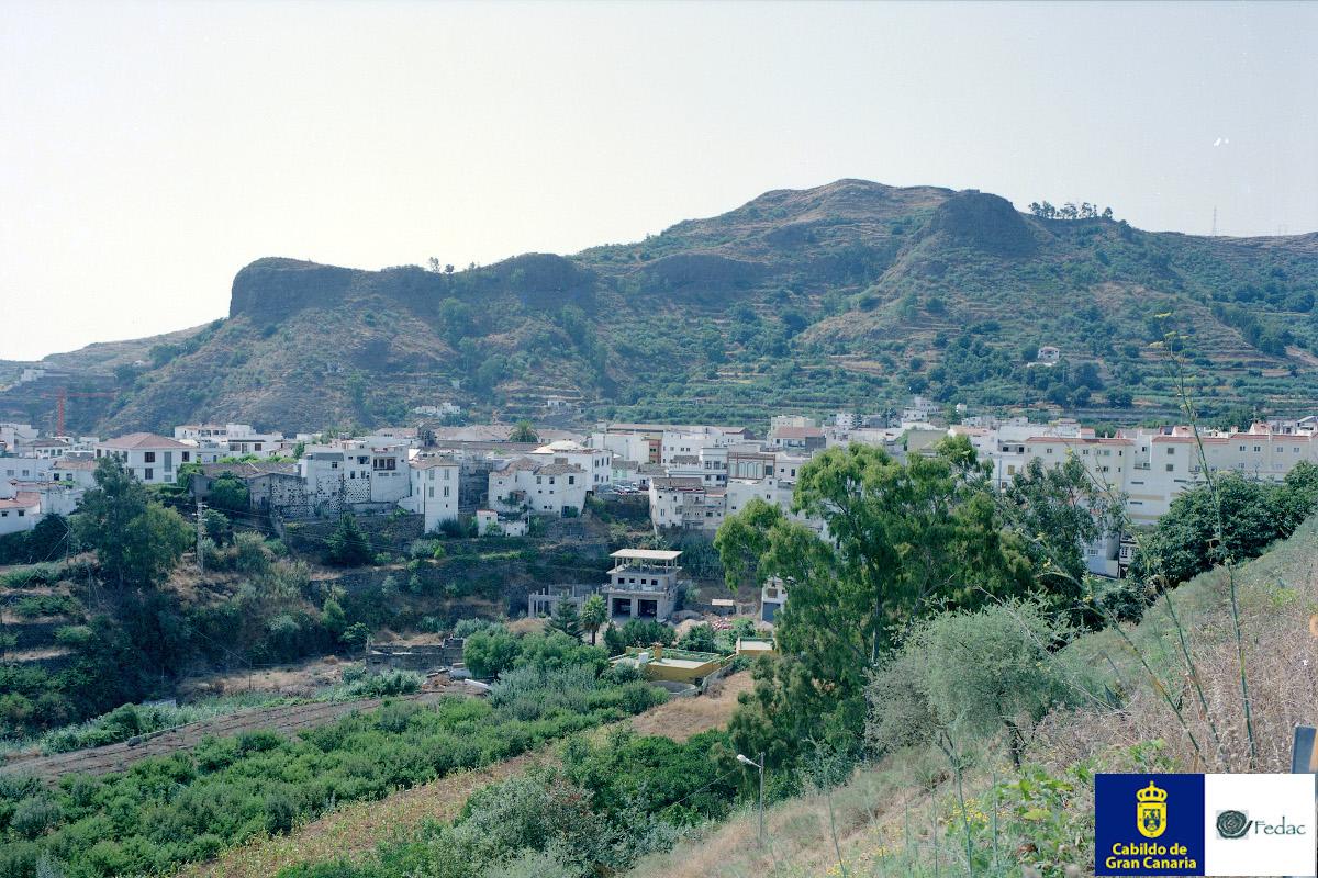 Vega de San Mateo, 1994