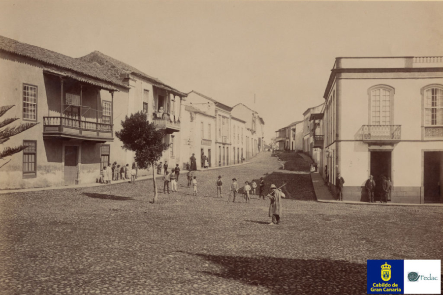 Teror, 1893