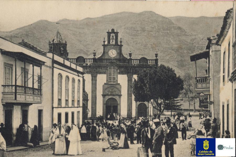 Teror, 1900