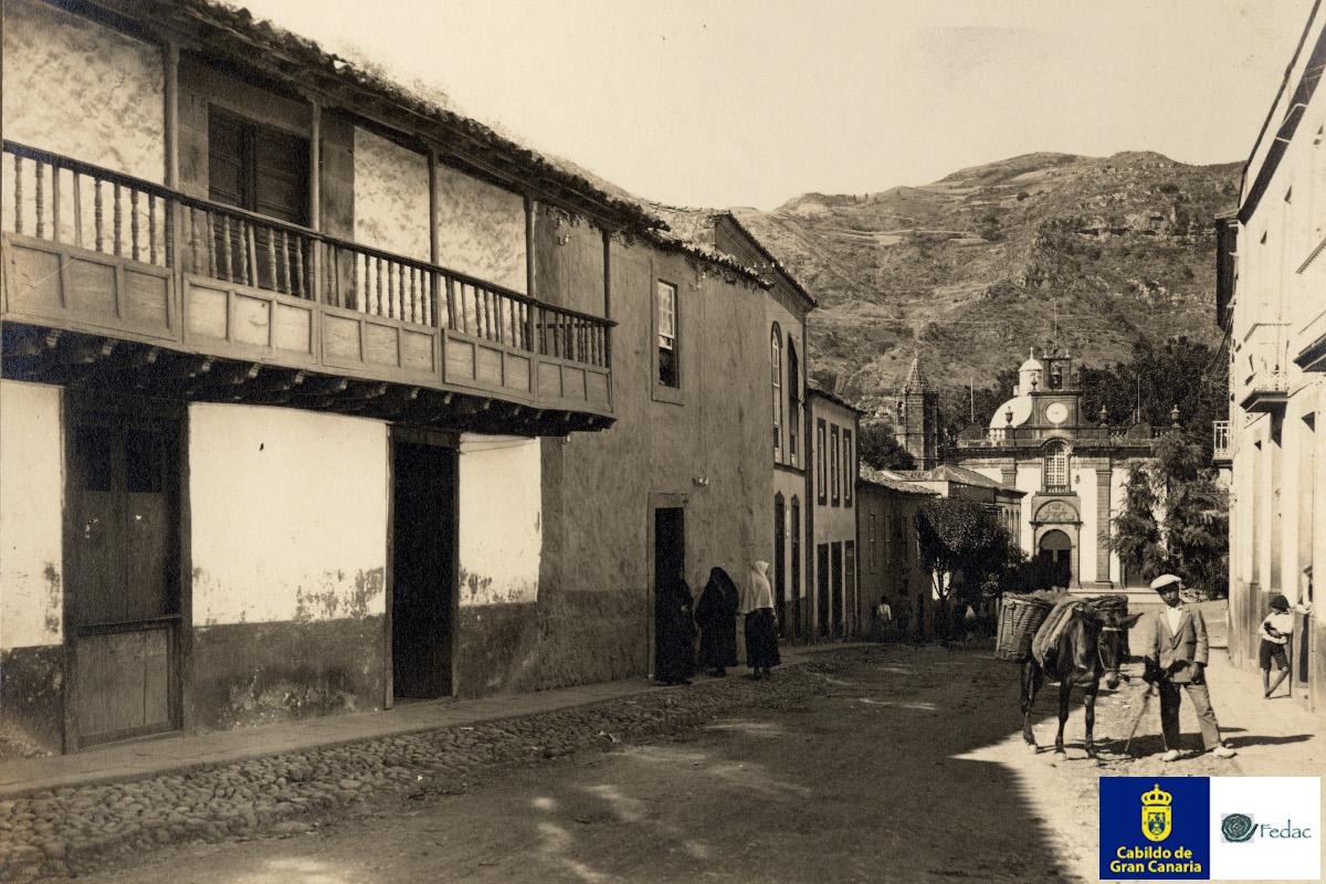 Teror, 1925