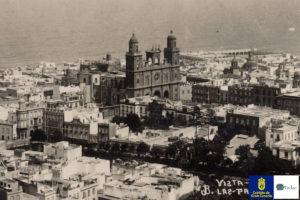 Catedral Santa Ana, 1930