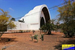 Templo ecuménico El Salvador