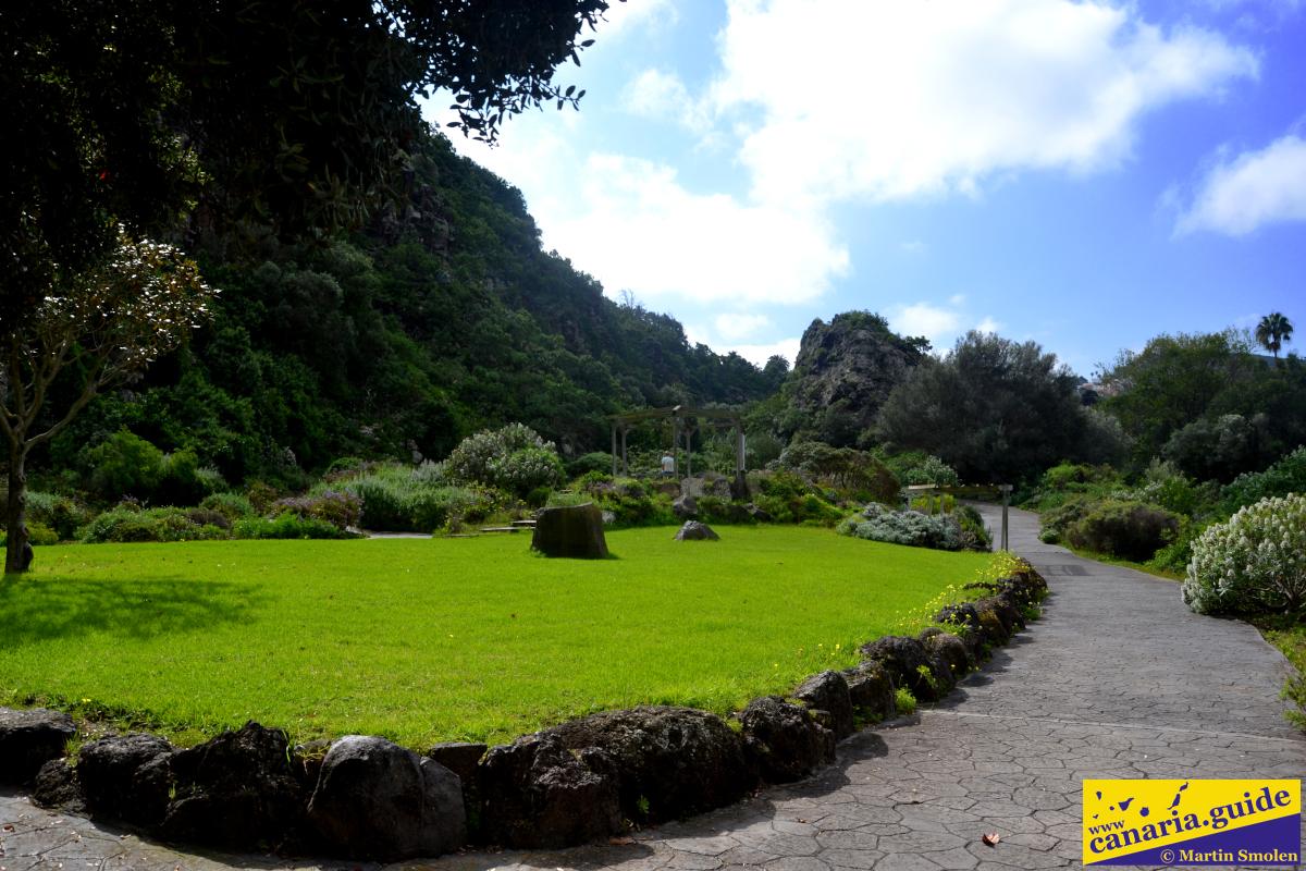 Jardín Botánico Canario Viera y Clavijo