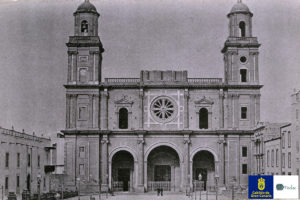 Catedral de Santa Ana, Las Palmas, 1900