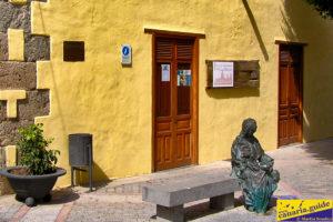 Agüimes a jeho sochy